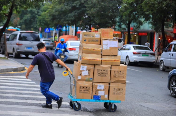 我国快递业务量稳居全球第一 每天2亿件_物流_电商报